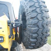 Jeep JK Tire Carrier | Jeep Swing out Tire Carrier
